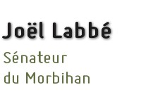 Joël Labbé, sénateur du Morbihan