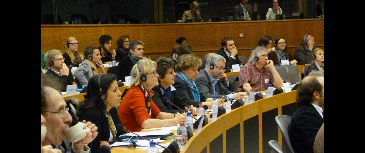 Bruxelles : rencontres interparlementaires