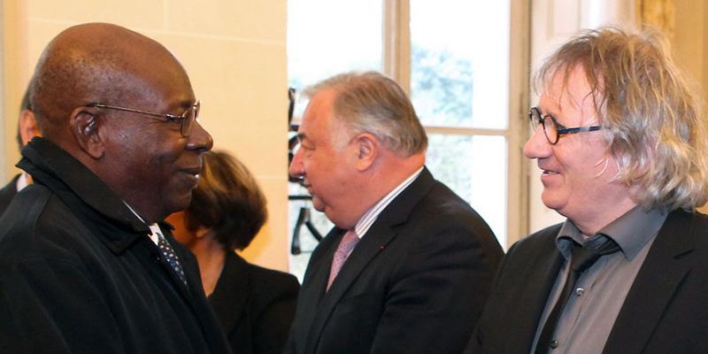Y Touré et J. Labbé