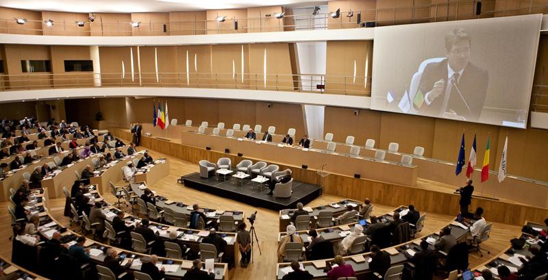 Conférence sur le Mali à Lyon