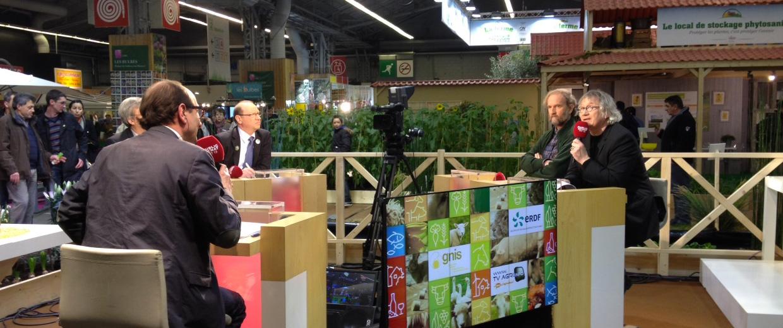 Salon de l'agriculture 2013