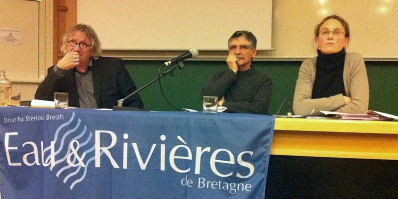 Intervention à Rennes