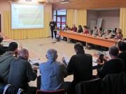 LAAAF : réunion de travail à Saint-Nolff