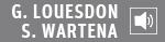G. Louesdon, Co-fondateur de Terre de Liens et coordinateur de l'association régionale Terre de Liens Normandie, Sjored Wartena, Co-président du mouvement Terre de Liens
