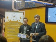 "Lancement du Label ""Bee Friendly"""