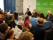 Meeting EELV à Vannes
