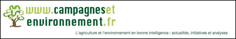 www.campagnesetenvironnement.fr