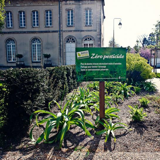 Pesticides en ville si on passait au z ro phyto for Entretien jardin bayeux