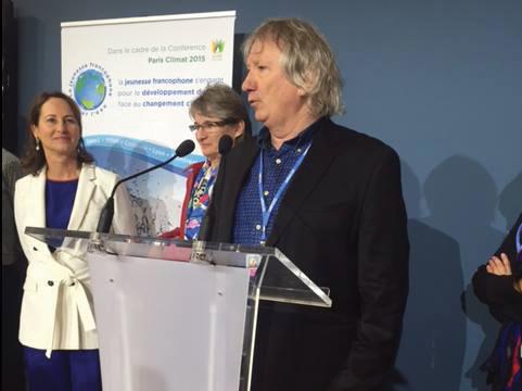 COP21 Ségolène Royal