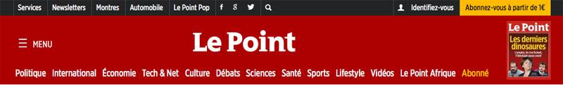 Le Point.fr
