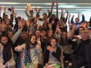 Intervention au collège Jean Rostand
