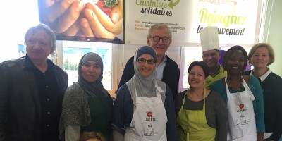 Cuisiniers solidaires
