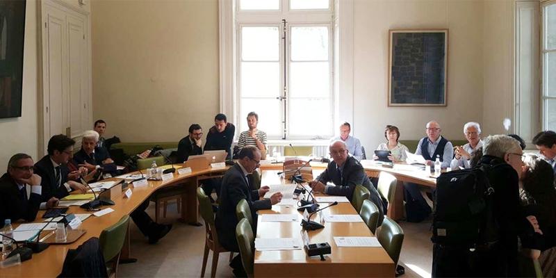 Assemblée générale de Parlement et Citoyens