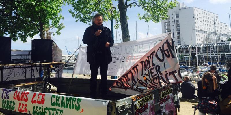 Marche contre Monsanto à Lorient