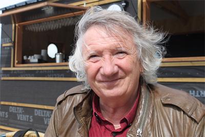 Le sénateur du Morbihan Joël Labbé.