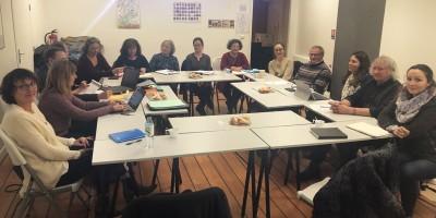 Assemblée générale des écoles d'herboristerie