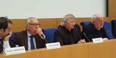 Colloque Sciences Citoyennes au Sénat