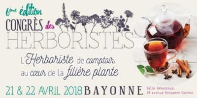 Congrès des herboristes à Bayonne