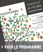 Programme séminaire PSE