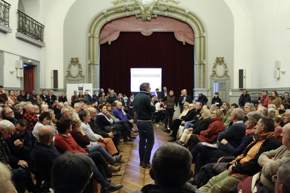 Grand débat Auray - 9