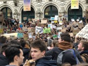 Fridays for future à Vannes