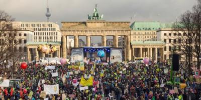 Wir Haben Es Satt à Berlin en 2018