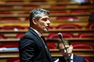 Guillaume Gontard sénateur écologiste de l'Isère