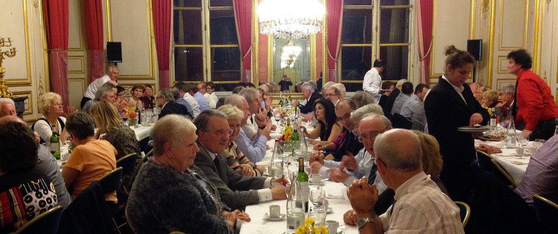 Congrès des maires : les élus morbihannais reçus au Sénat