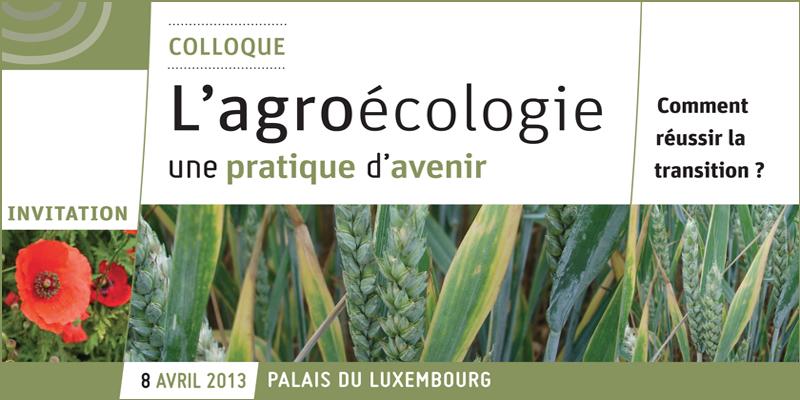 L'agroécologie une pratique d'avenir