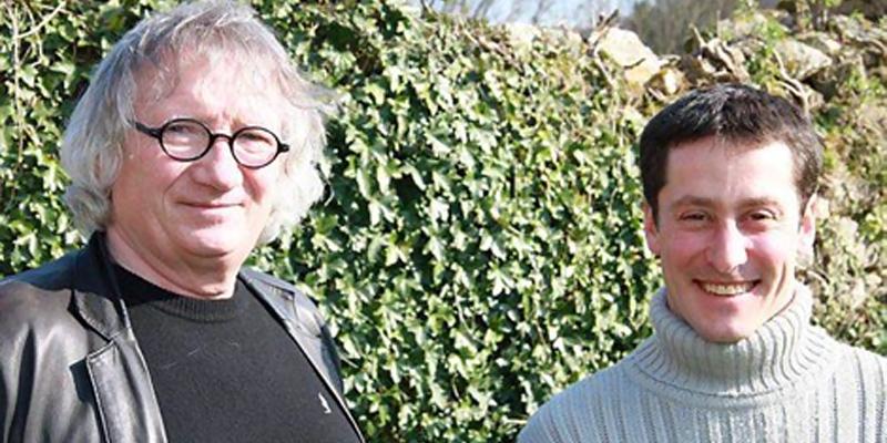 Joël Labbé et Sébastien Baron