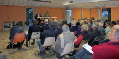 Frelon asiatique, réunion publique à Saint-Nolff