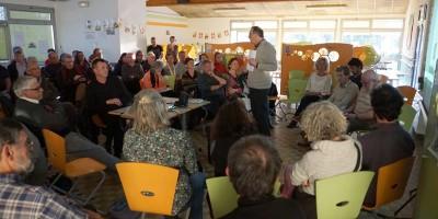 Conférence Clim'actions Bretagne Sud