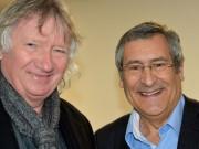 Joël Labbé et Gilles Bœuf