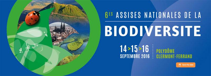 6es assises nationales de la biodiversité