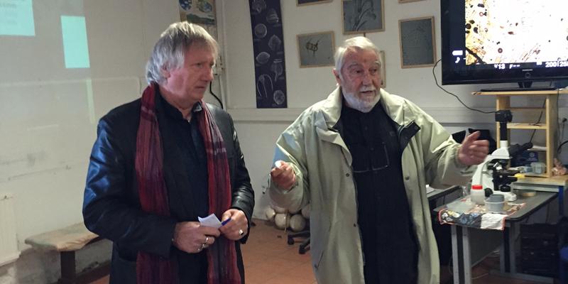 À l'observatoire du plancton avec Pierre Mollo