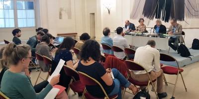 Conférence de presse généralisation loi Labbé