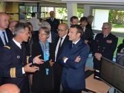 Emmanuel Macron dans le Morbihan