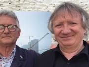 Jacques Rocher et Joël Labbé