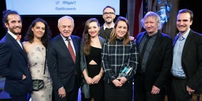 Trophées de l'innovation politique