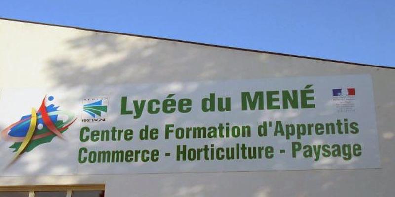 Intervention au Lycée du Mené à Merdrignac
