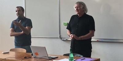 Rencontre à Agro Campus Rennes