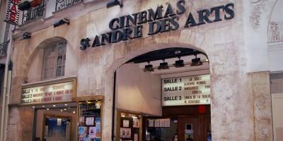 Cinéma Saint-André des Arts à Paris